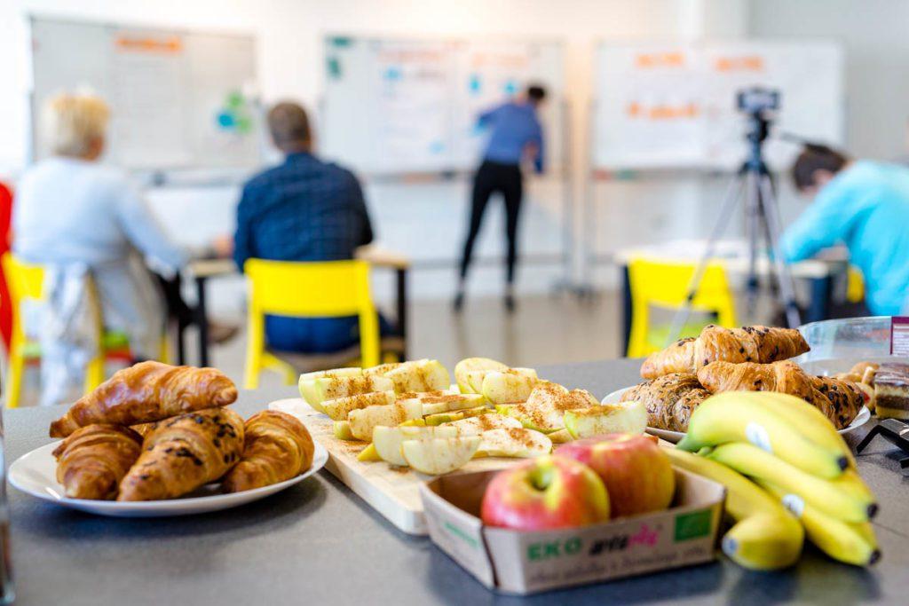 Kaj je najpomembnejše na delavnici ali predavanju?
